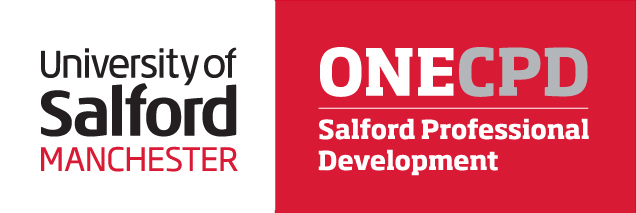 Salford Professional Development logo