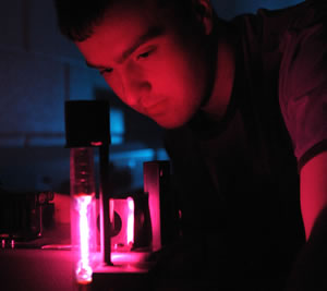 Career opportunities for physics graduates from Salford